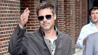 Brad Pitt Flirts With Kate Bosworth Look-Alike At Coffee Shop While Using His Real Name