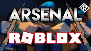 Roblox Live ▪️ Arsenal ▪️ Level 111 ▪️ 20k Career Kills + Arsenal 1v1s + no mic