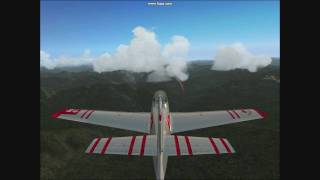 Flight Simulator X Acceleration - North American P-51