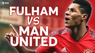 Fulham vs Manchester United PREMIER LEAGUE PREVIEW!