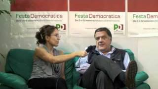 Intervista ad Antonio Panzeri, Europarlamentare PD
