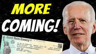 MORE COMING! 4th Stimulus Check Update | Bipartisan Infrastructure Bill | More Relief - July 24