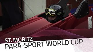 IBSF Para World Cup to start in St. Moritz | IBSF Official