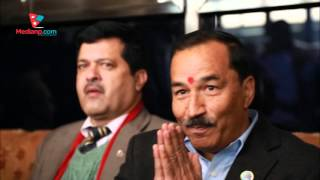 Speaking by Kamal Thapa in TIA before visiting China| Daily Exclusive News ( Media Np TV)