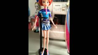 Video Winx Club doll Concert Collection Bloom TOY REVIEW download MP3, 3GP, MP4, WEBM, AVI, FLV April 2018