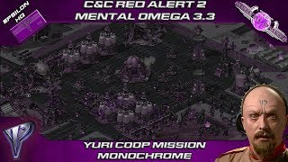 Mental Omega 3.3 for C&C Red Alert 2 Yuri's Revenge, Monochrome. Me...