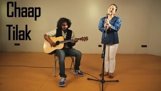 Chaap Tilak (Beatbox): Zila Khan