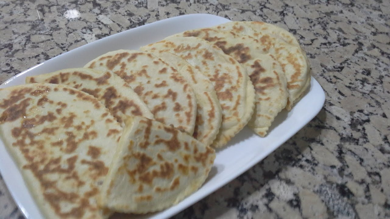 الفطائر التركية -les crêpes turque - YouTube