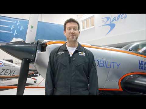 Ben Murphy, Blade 1 & Team Leader - The Blades (GB)