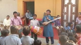 Jhumur gaan by Naren Hansda, Purulia
