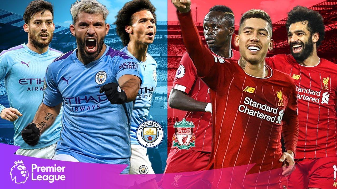 Manchester City vs Liverpool | Classic Premier League Goals | Sane, Salah, Sterling