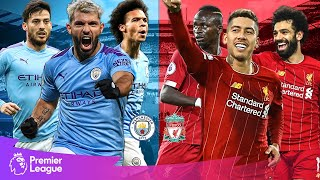 Manchester City vs Liverpool | Classic Premier League Goals | Sane, Salah, Sterling