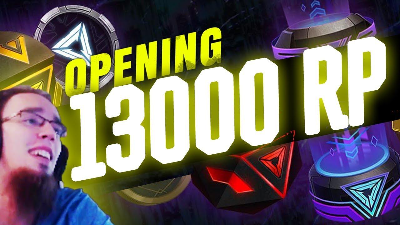 OPENING ZA 13,000 RP!
