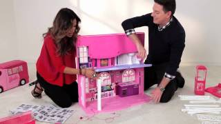 Building a Barbie 3-Story Dream House