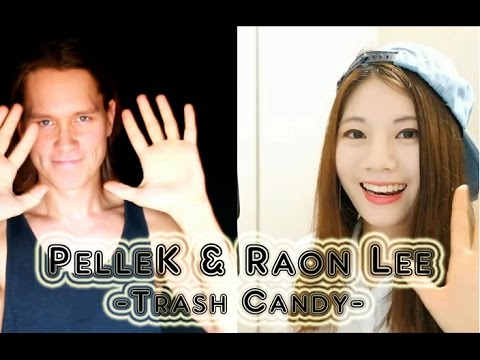 【라온&PelleK】 bungou stray dogs - Trash Candy (Full cover)