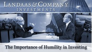 The importance of humilty in investing