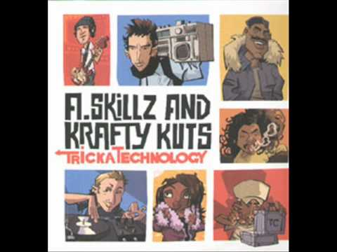 A Skillz and Krafty Kuts feat Ashley Slater - Roll Over Baby