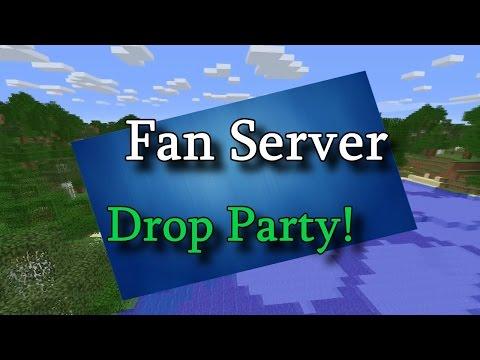 Fan Server event! Sept 2nd 7-9pm CST