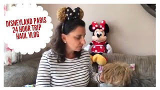 Disneyland Paris Sept 2018 Haul Video