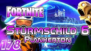 FORTNITE ⚡ Rette die Welt - Sturmschild Verteidigung 6 Plankerton ◄#178► Let's Play/Deutsch/German
