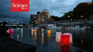 Hiroshima survivor explains how 75 years of radiation research can foster peace