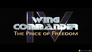Wing Commander 4: The Price of Freedom gameplay (PC Game, 1996)