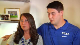 Sit-down Interview with Duke Center Matt Skura and Fiance