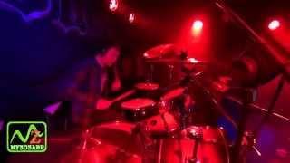 Fire Stream - Жажда Жизни (LIVE)(Концерт метал группы Fire Stream в клубе Monaclub. Живое выступление, презентация песни