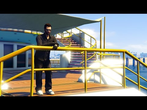 Buying and Touring the Largest Yacht in GTA Online - IGN Plays Live