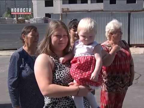 В Новочебоксарске детям-сиротам вручили ключи от новых квартир