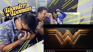 JAB React : (EP.6) WONDER WOMAN - Official Origin Trailer