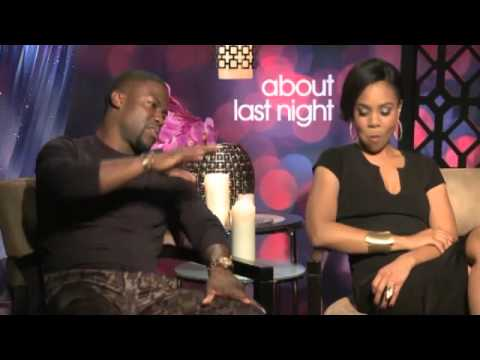 Kevin Hart interview   actor talks about 'About Last Night' character   Video   www ontheredcarpet c
