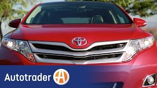 2015 Toyota Venza | 5 Reasons to Buy | Autotrader