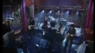 Todd Rundgren on Letterman 12/22/08: Strike (While The Iron Is Hot)