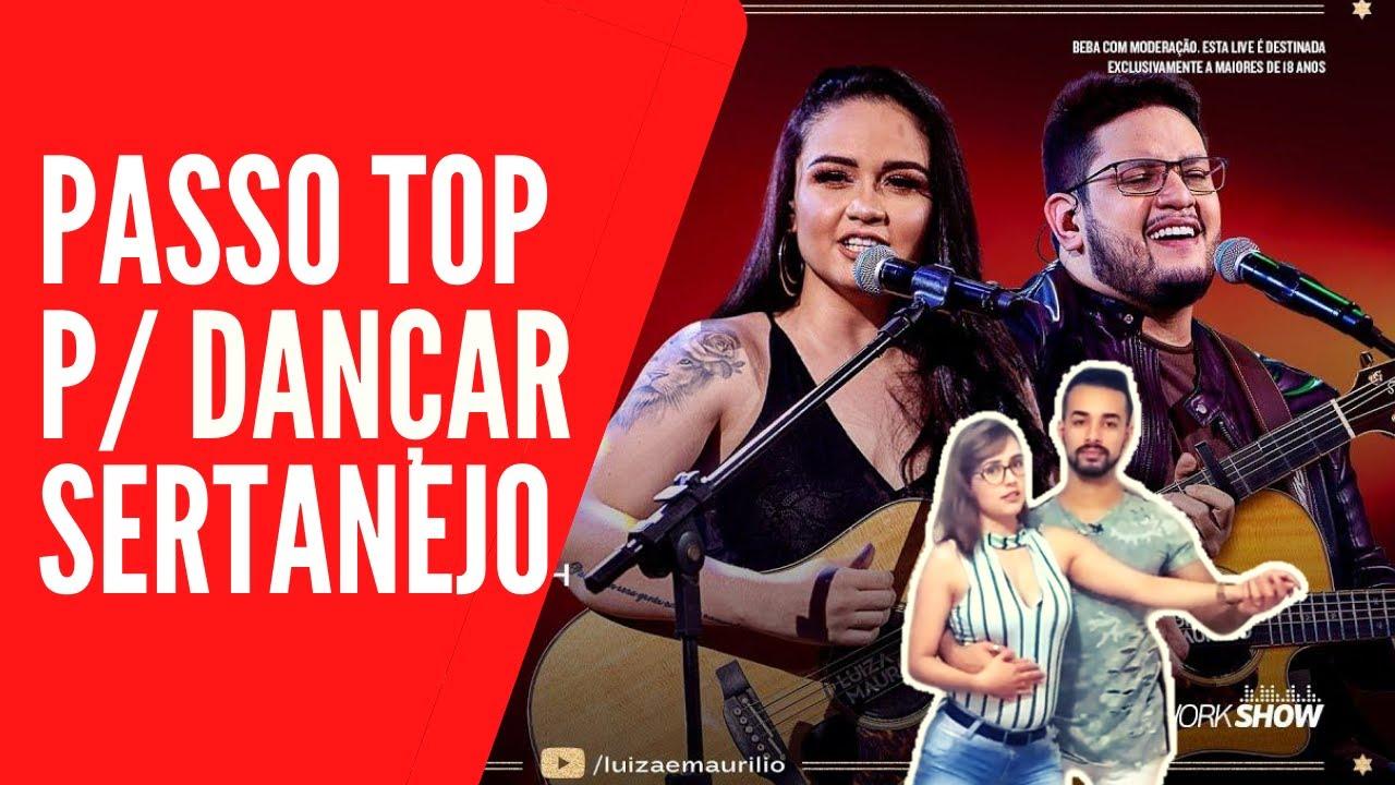 Passo Top p/ Dançar Sertanejo 2020 -  Música Sextou com S de saudade