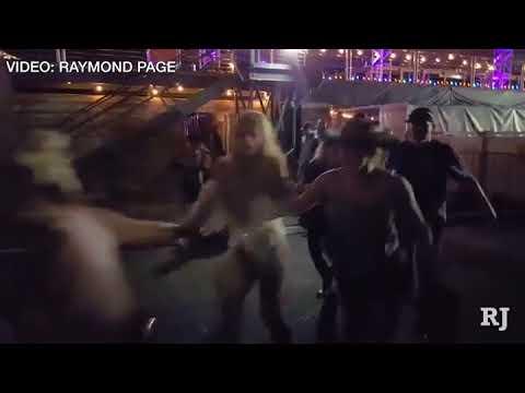 Ataque En Las Vegas Duró 10 Minutos