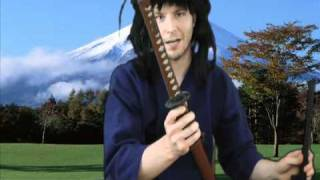 Think Geek Review - Sword Umbrella
