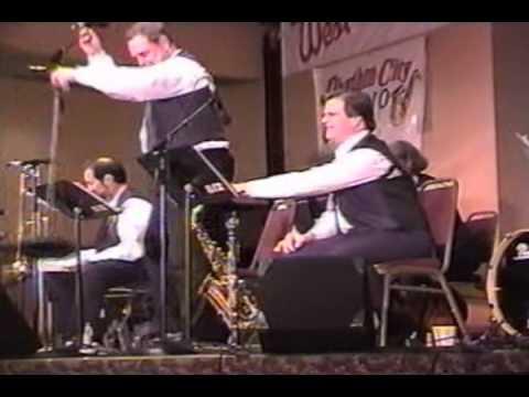 "BIX JAZZ FESTIVAL 2007 CREOLE SERENADER'S AT CLARION HOTEL  BALLROOM,DAVENPORT,IOWA ""SWING OUT"""