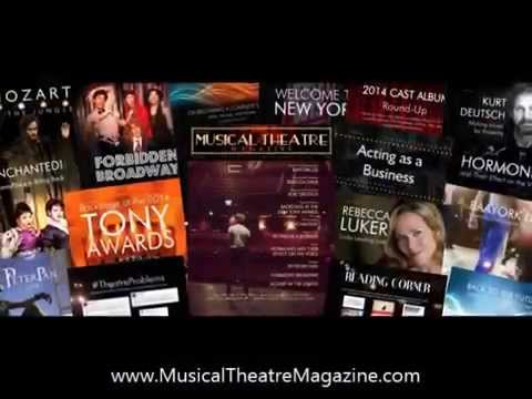 Musical Theatre Magazine ~ Creative Spotlight Interviews with Tony Award Winners