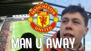 Manchester United   Away Vlogs!