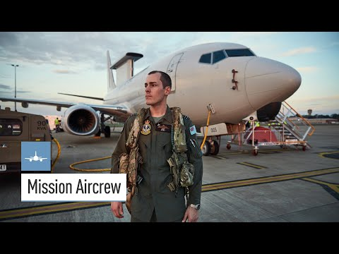 Air Force: Mission Aircrew