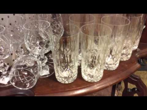 Crystal-antique-cut crystal-how to tell the if it is crystal