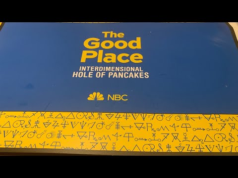 """NBC's """"The Good Place"""" Brands Mary Janes For San Diego Comic Con 2019"""