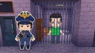 VIREI POLICIAL DA PRISÃO E PRENDI MEU AMIGO no MINI WORLD!!