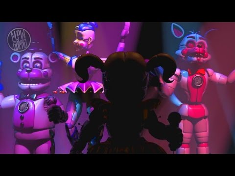 Official Five Nights At Freddy's: Sister Location Trailer #1