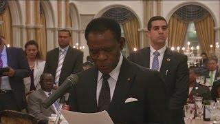 Guinée Equatoriale, Renforcement de la coopération avec l