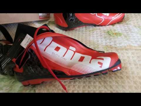 bc74f834 Лыжные ботинки Alpina - YouTube
