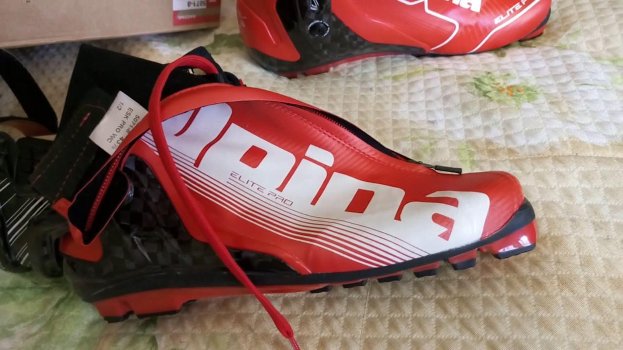 3cb87d96 Лыжные ботинки Alpina: для конькового хода Альпина подходят отлично