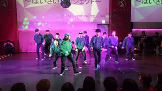 オール沖縄~はいさいプロジェクト~ UDM event vol.23 -Link- 医療系大学ダンスサークルイベント