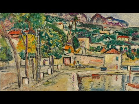 The Vibrant Art of The Scottish Colourists